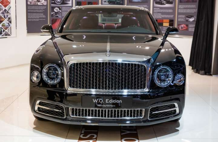 © gims / Bentley Mulsanne