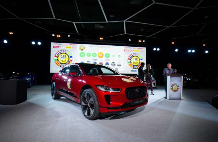 © gims / Car of the year, Jaguar I-Pace