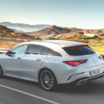 Mercedes-Benz CLA Shooting Brake: Der Feschak in der Kompaktklasse