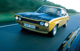 Ford Capri: Nach Mustang-Muster