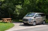 Test: Ford Tourneo Custom PHEV Titanium