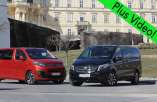 Elektro-Vergleichstest: Citroen e-Spacetourer vs. Mercedes-Benz e-Vito Tourer Pro