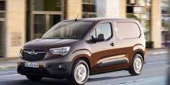 Opel Combo Cargo: Schöpfen deluxe