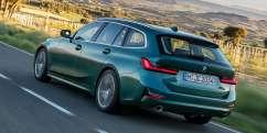 Offizielle Vorstellung: Neuer BMW 3er Touring