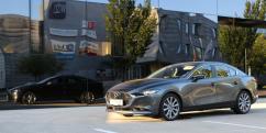 Mazda 3 Sedan: Ganz und gar nicht langweilig