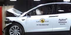 """ÖAMTC: Model X und Taycan """"sehr sicher"""""""