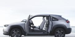Anderer Blickwinkel: Mazda MX-30