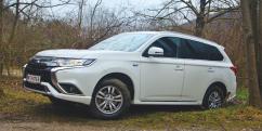 Mitsubishi Outlander PHEV: Diskont-Stromer