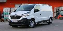 Renault Trafic Kastenwagen: Automatische Expresslieferung