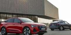 Audi e-tron Sportback - schon gefahren