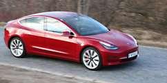 Kommt ein Tesla Model 3 mit 1.126 km Reichweite?