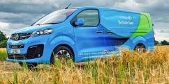 1.000 Vauxhall Vivaro-e für British Gas
