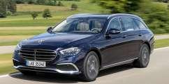 Großes Facelift für die Mercedes E-Klasse