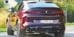 BMW X6 M Competition im Test