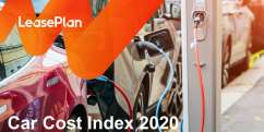 LeasePlan Car Cost Index: E-Autos konkurrenzfähig!
