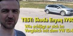 Videotest: Skoda Enyaq iV80