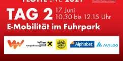 E-Mobilität im Fuhrpark am 17.06. – Programm & Anmeldung