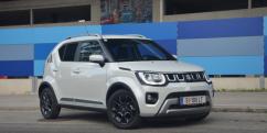 Suzuki Ignis Jacques Lemans: Österreichisch aufgeputzt