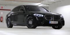 Mercedes S-Klasse: Bitte mit Chauffeur