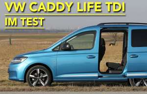 VW Caddy Life TDI im Videotest