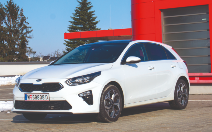Kia Ceed: Tigerschnauze im Mainstream