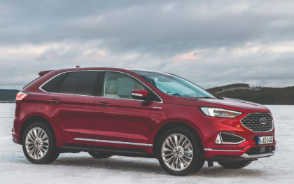Ford Edge: Ein würdiges Flaggschiff