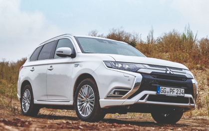 Mitsubishi Outlander PHEV: Evolution im Stillen