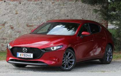 Test: Mazda3 Skyactiv G150 Edition 100