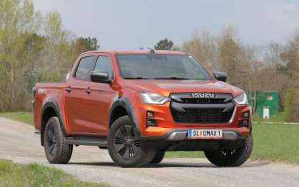 Test Isuzu D-MAX: Die knallige Alternative (inkl. Video!)