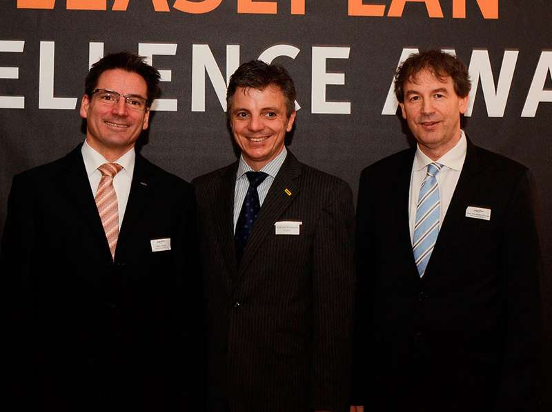 LeasePlan vergibt Excellence Award