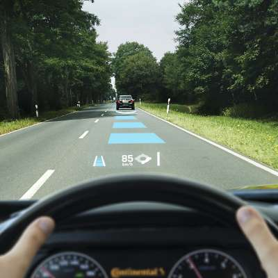 Headup-Display 2.0