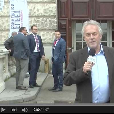 VIDEO: FLEET Convention in der Wiener Hofburg